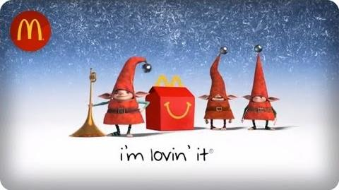 Rise of the Guardians - Magic Inside Each of Us Commercial McDonald's