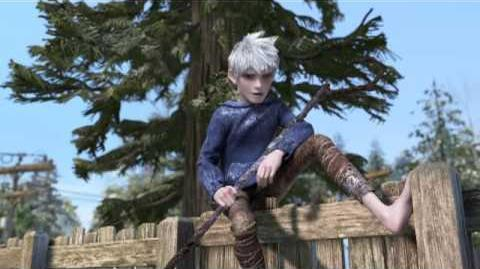 RISE OF THE GUARDIANS - Jack Frost DVD Featurette