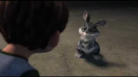 Rise of the Guardians - Little Bunnymund Scene