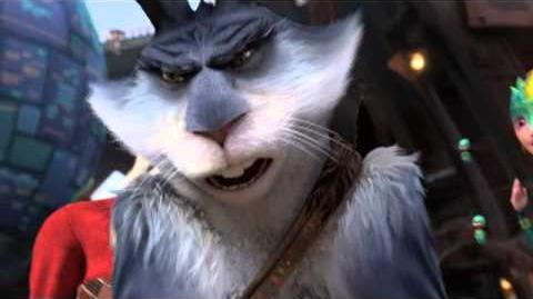 """RISE OF THE GUARDIANS - DVD Featurette - """"Bunnymund"""""""