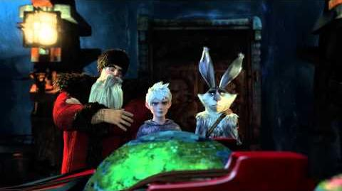 """RISE OF THE GUARDIANS - Official Film Clip - """"Everyone Loves the Sleigh"""""""