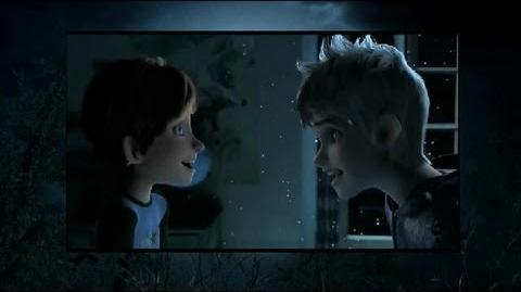 Rise Of The Guardians - Jamie Starts To Believe In Jack Swedish (S + T)