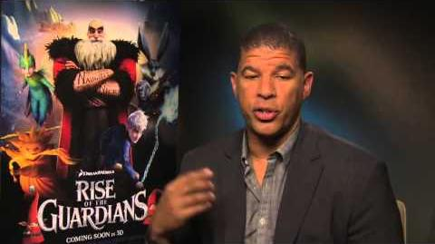Peter Ramsey Interview Rise of the Guardians