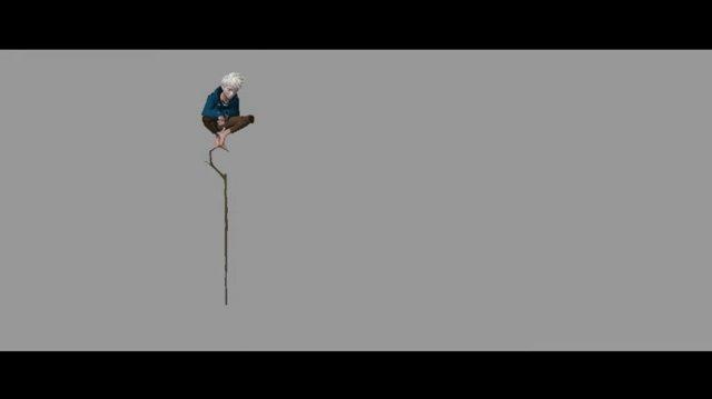 Alexis Wanneroy - Rise of the guardians character development reel