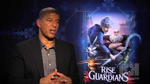 Peter Ramsey Makes History With Rise of The Guardians - HipHollywood.com