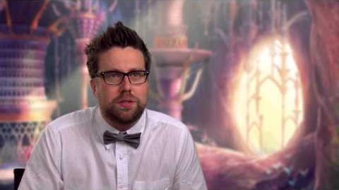 Patrick Marc Hanenberger - Production Designer Rise Of The Guardians