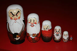 North's Nesting Doll set