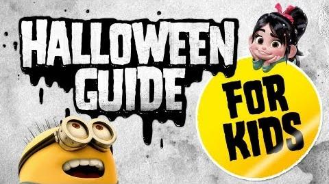 Kid's Halloween Movie Costume Guide 2013 - HD