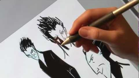 Rise of the Guardians - Drawing Tutorial - Pitch
