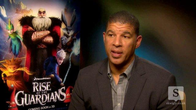"""Skwigly Video Exclusive - Interview with Peter Ramsey, director of """"Rise of the Guardians"""""""