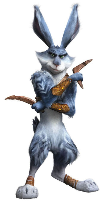 E. Aster Bunnymund | Rise of the Guardians Wiki | Fandom