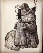 Lampwick and Blandim