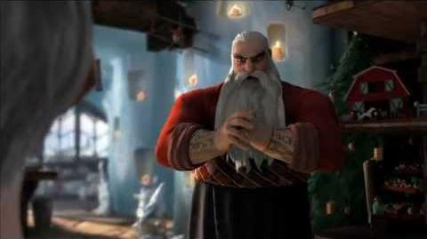 """Rise of the Guardians - """"Believe"""" TV Spot"""