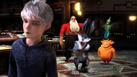 """RISE OF THE GUARDIANS - Official Film Clip - """"Jack vs. Bunny"""""""