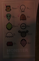 Jamie's Monster List