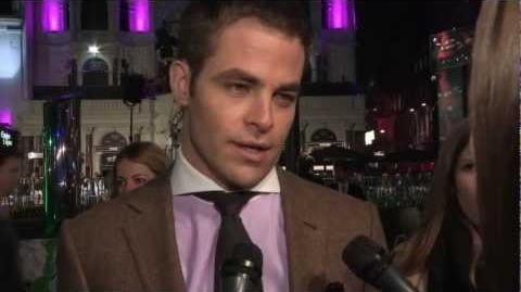 Rise of the Guardians - Movie Premiere - Pearl & Dean Premieres - Chris Pine