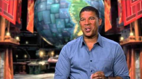 Peter Ramsey - Director Rise Of The Guardians