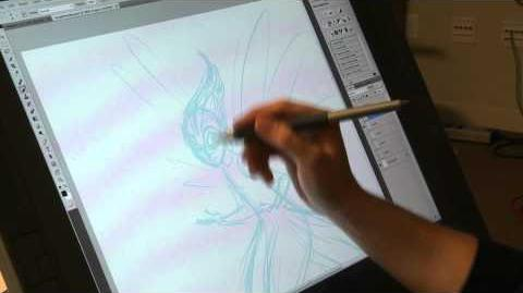 Rise of the Guardians - Drawing Tutorial - Tooth