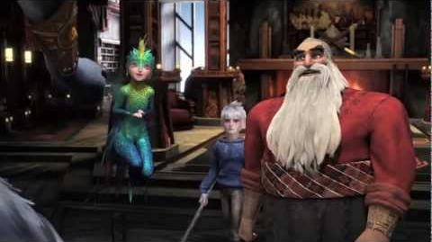 RISE OF THE GUARDIANS - Own it on DVD and Blu-ray March 12th!
