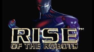 SNES Longplay 192 Rise of the Robots