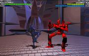 ROTR Cyborg Sentry