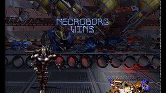 Rise Of The Robots 2 Resurrection NecroBorg PC FullGame