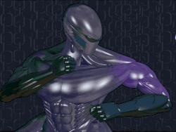Cyborg rir