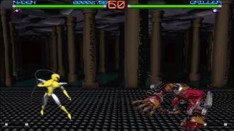 Rise 2 Resurrection PS1 - play as Naden