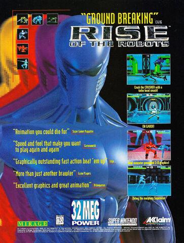 File:Rise of the Robots - Super NES Render Poster.jpg