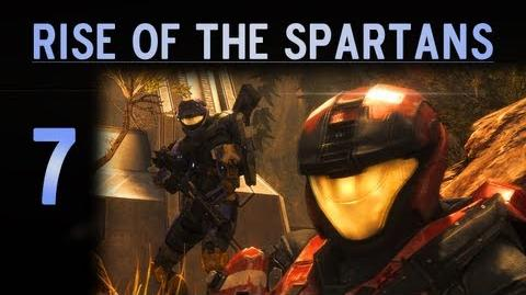 Rise of the Spartans Part 7 (Reach Machinima)