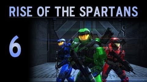 Rise of the Spartans Part 6 (Reach Machinima)