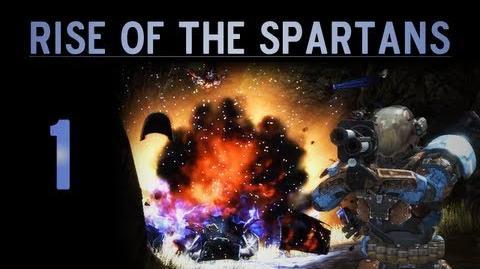 Rise of the Spartans Part 1 (Reach Machinima)