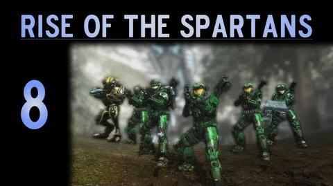 Rise of the Spartans Part 8 (Reach Machinima)