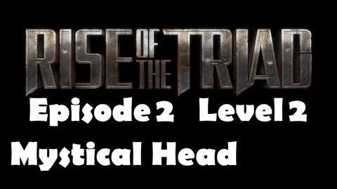 Rise of the Triad 2013 - E2L2 Mystical Head HD PC