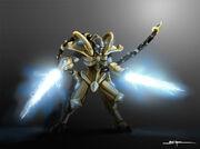 Golek Blademaster
