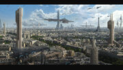 Matte Painting 5 by astrokevin
