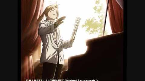 Fullmetal Alchemist Brotherhood OST 2 - Nocturne of Amestris ~Duet~