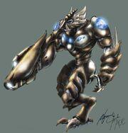 Golek Character