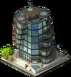 Futuristic Tower Block1