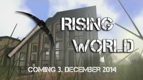 Rising World Launch Trailer