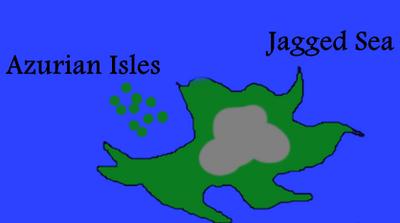 Azurianisles jaggedsea