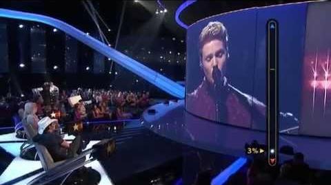 Rising Star - Colin Huntley Sings 'Sing'
