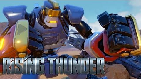 Rising Thunder - Teaser Trailer