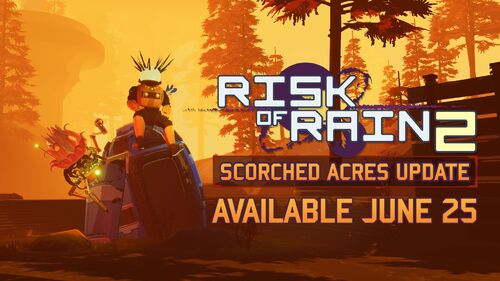 Scorched acres banner