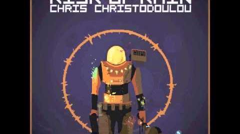 Chris Christodoulou - Aurora Borealis Risk of Rain (2013)