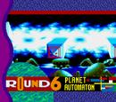 Planet Automaton