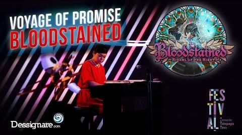 Bloodstained - Ritual of the Night OST Voyage of Promise (Galleon Stage)