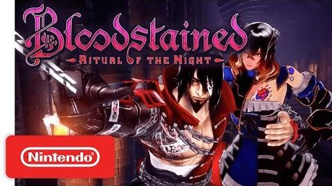 Bloodstained Ritual of the Night - Gameplay Trailer - Nintendo Switch