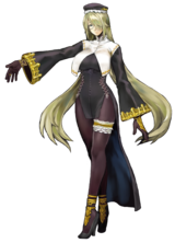 Category:Characters | Bloodstained: Ritual of the Night Wiki