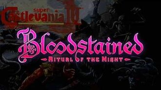 Super Castlevania IV SNES Style - Theme of Bloodstained igavania